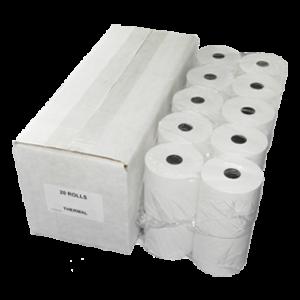 CBE Thermal Till Roll CB8000 57 x 70 (Box of 20 Rolls)