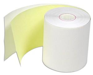 CBE 2-Ply Kitchen Printer Roll 76 x 70 (Box of 20 Rolls)