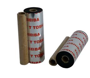 Toshiba  Ribbon AG3 110mmx100m Smearless Wax Resin Grade