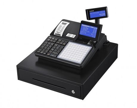 Casio SRC4500 Dual Printer Cash Register (Bluetooth)