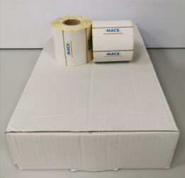 Mace Single Printer Labels