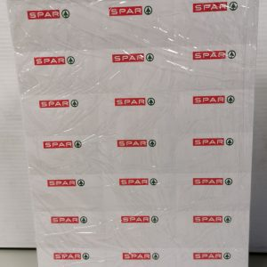 Spar 3×7 Shelf Edge Labels