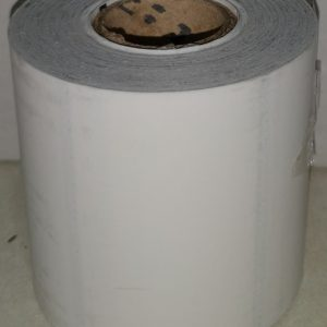Plain White Dry(no adhesive) Thermal Label Rolls